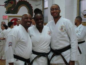 Tashi Mark, Tashi LeAsia & Nidan Decland