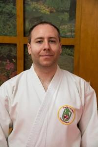 Sensei Jason Berenbach