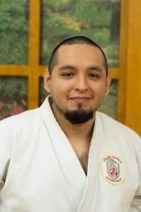 Sensei Kevin Gutierrez